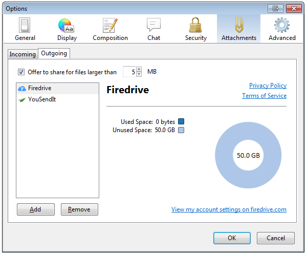 firedrive-for-firelink-thunderbird-add-on