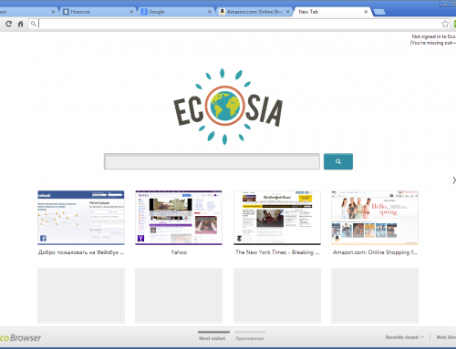 Eco Browser